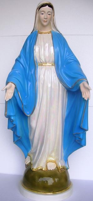 Varie misure di Madonne, Sacro Cuore, Angeli e Santi.