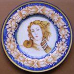 Riproduzioni artistiche su piatti e quadri